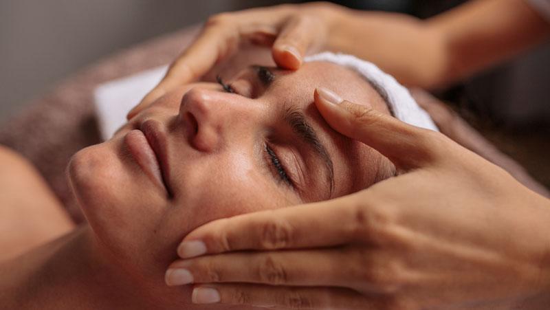 Extra Face & Scalp Massage